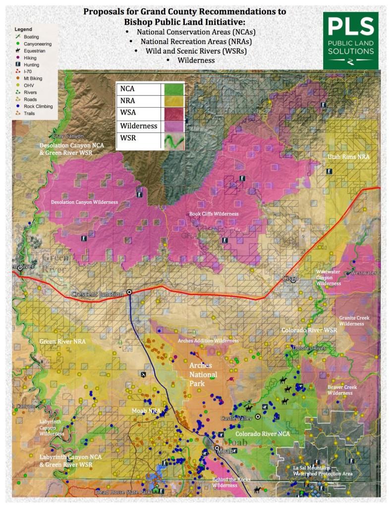Utah Public Land Initiative  Public Land Solutions